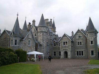 Ardverikie House