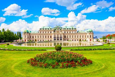 <strong>Belvedere Palace Museum&nbsp;</strong>