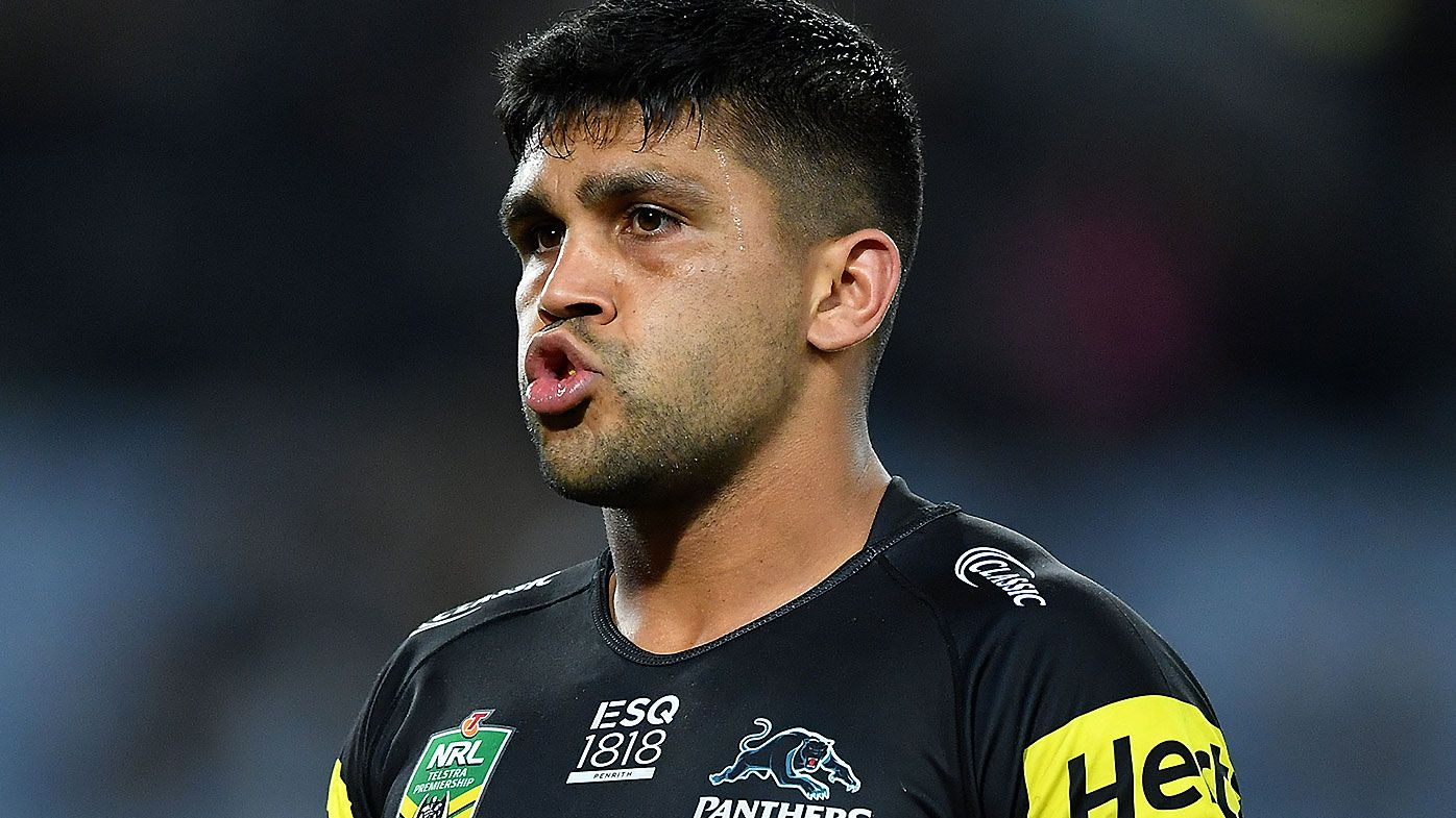 Tyrone Peachey's manager Sam Ayoub accuses Gold Coast Titans of shopping him without consent