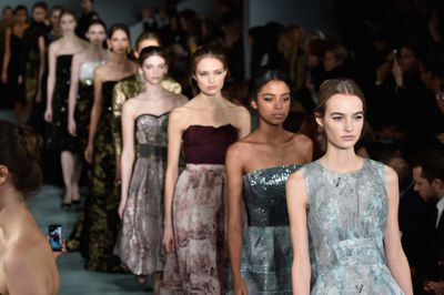 Showing internationally for the first time, Oscar de la Renta will be presenting a resort show at Sydney Fashion Week designed by Creative Director Peter Copping. It promises to be the litany of elegant and demure dresses much beloved of the OdlR house.