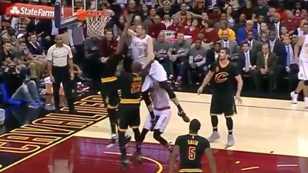 NBA: Hawks star learns painful lesson to art of dunking