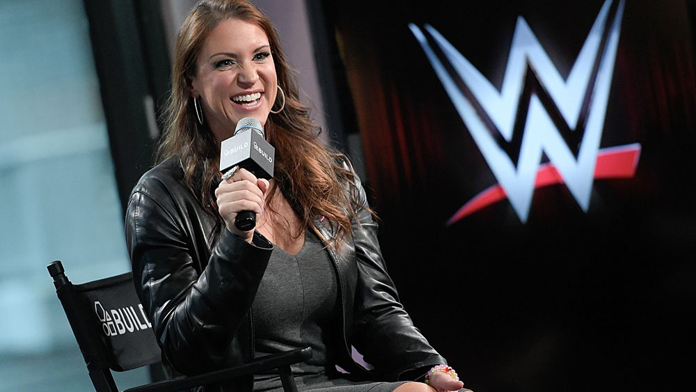 WWE legend Stephanie McMahon wants to see women get main-event billing at Wrestlemania