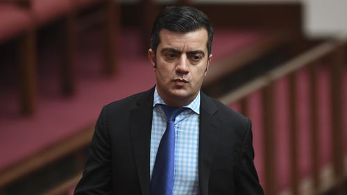 New audio has emerged of Sam Dastyari's links to China. (AAP)