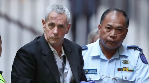 Wayne Beattie 50, fatally stabbed Grant Shannon in the Melbourne home they shared in February 2018.