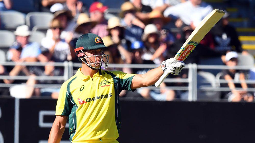 Australia go down despite Stoinis century