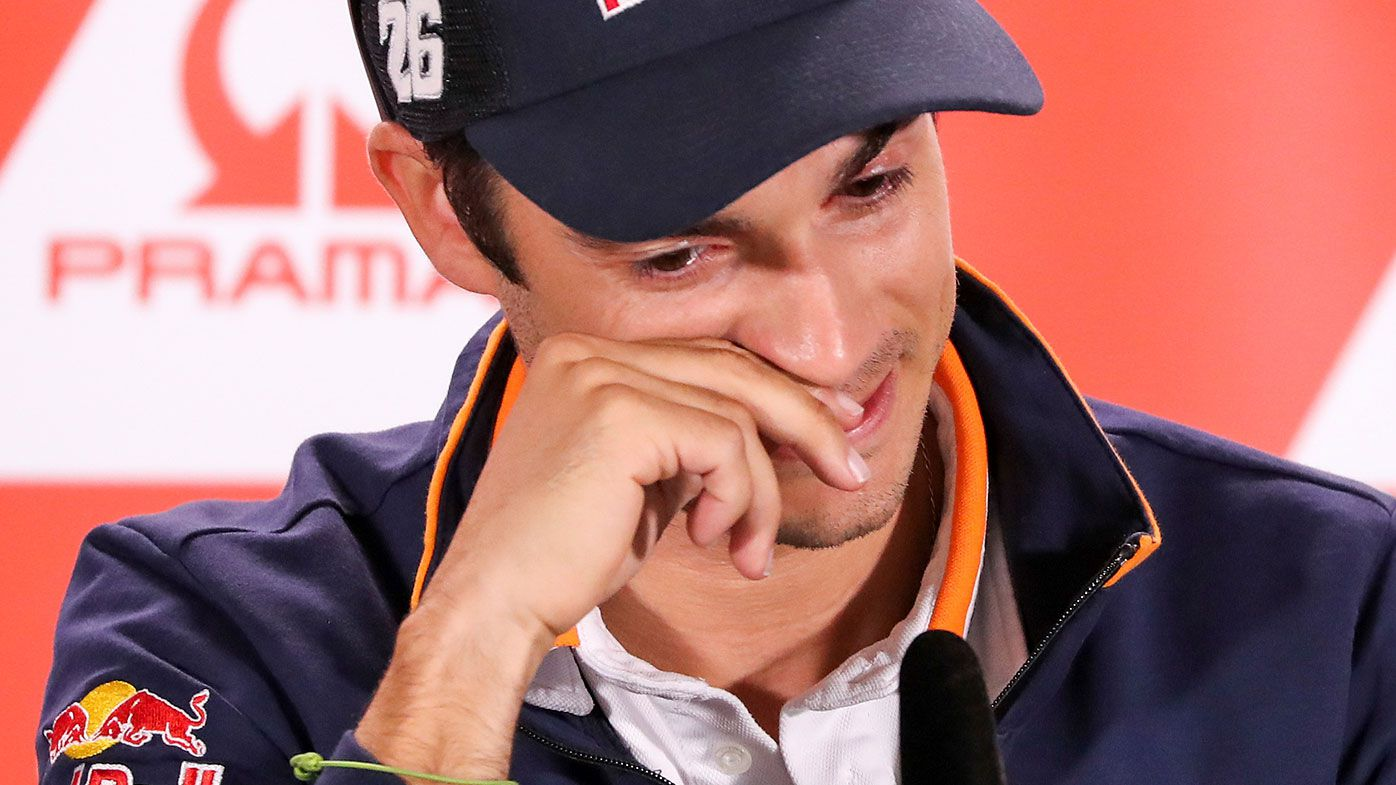 Dani Pedrosa to retire at end of MotoGP season