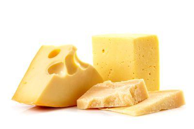 9. Cheese