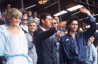 Princess Diana Charles 1985