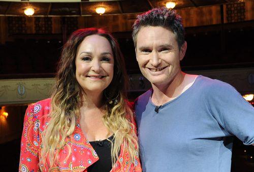 Langbroek is one half of popular radio duo, Hughesy and Kate. (AAP)