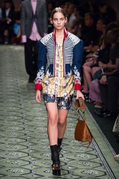 Burberry, autumn/winter '17, London Fashion Week