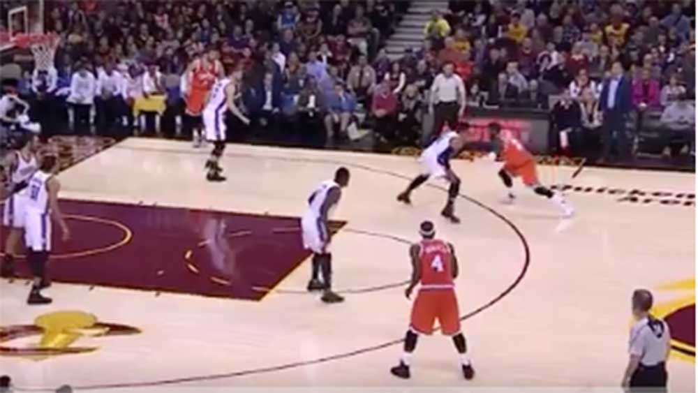 Aussie-born Irving completely bamboozles Westbrook