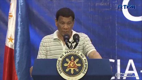 190510 Rodrigo Duterte cockroach election campaign Philippines News World