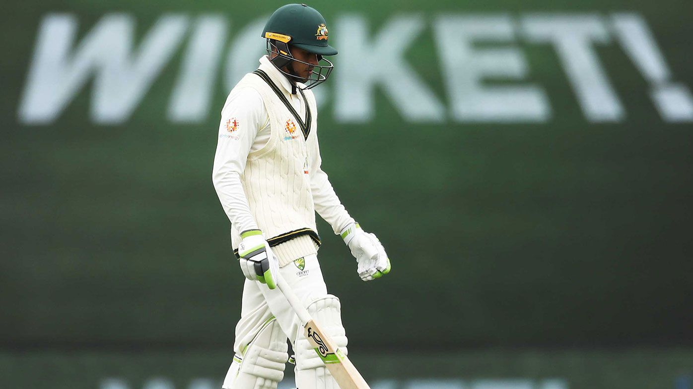 Tubby: Ashes axe hanging over Khawaja's head
