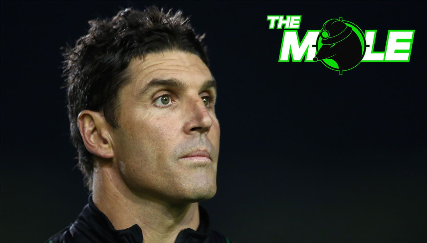 Penrith assistant coach Trent Barrett.