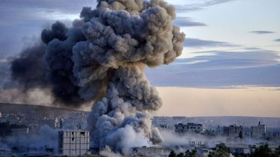 <p>To date, coalition raids bring to 135 the number of air strikes against ISIS fighters around Kobane since late September.</p>