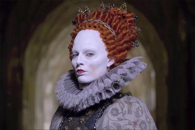 Margot Robbie as Queen Elizabeth