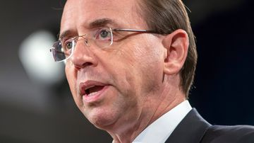US Deputy Attorney General Rod Rosenstein, who appointed special counsel Robert Mueller and remains his most visible Justice Department protector, is expected to leave his position soon after William Barr is confirmed as attorney general.