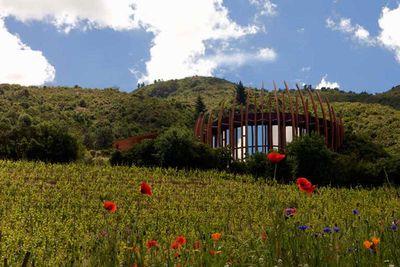 6. Clos Apalta Winery, Chile (equal 6th)