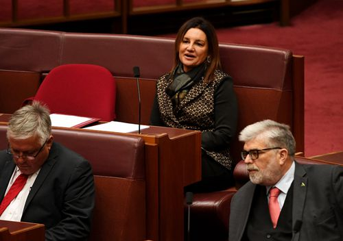 Senator Jacqui Lambie  and Prime Minister Scott Morrison are at loggerheads over proposed reforms to social welfare, including expanding the cashless welfare card system and drug testing recipients.