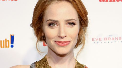 Actress Jaime Ray Newman attends the Rock the Kasbah event benefitting Virgin Unite and the Eve Branson. (AAP)