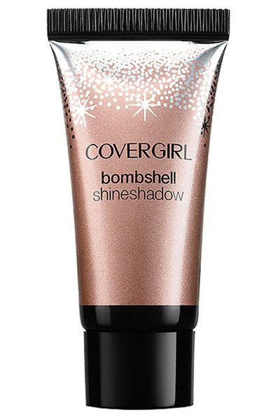 "<a href=""https://www.priceline.com.au/cosmetics/eyes/eyeshadow/covergirl-bombshell-shineshadow-5-4-ml"" target=""_blank"">Bombshell Shineshadow in Copper Fling, $11.95, CoverGirl</a>"