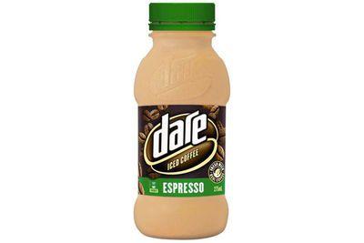 Dare Iced Coffee Espresso (500ml): 43.5g sugar