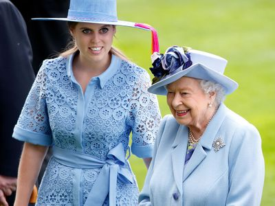 Princess Beatrice's original name was banned by the Queen
