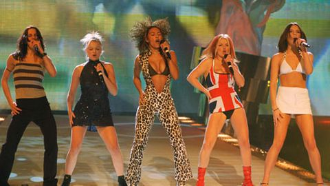Spice Girls circa '97