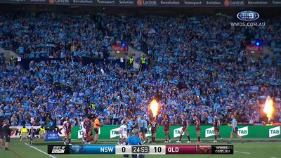 State of Origin 2018: NSW Blues come from behind to claim series victory over Queensland Maroons
