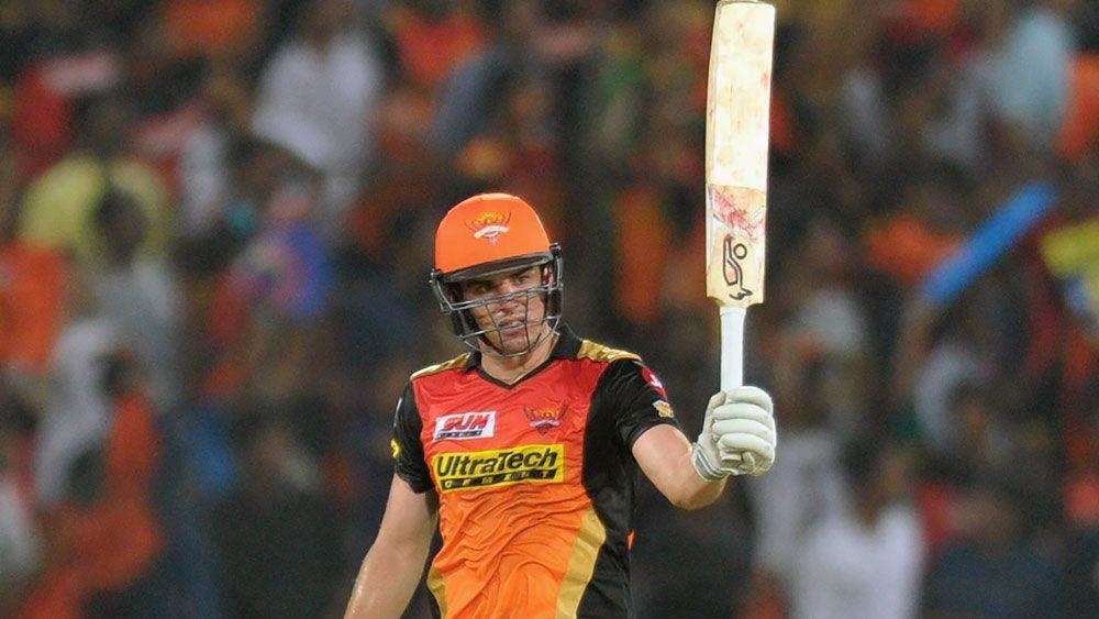 Hyderabad Sunrisers batsman Moises Henriques.