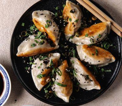 Oriental Tea House Dumplings