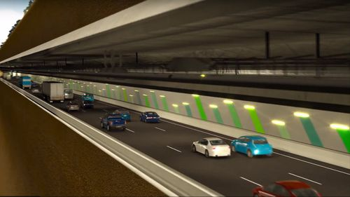 A longer tunnel than earlier estimates has increased the cost.