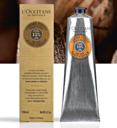"""<a href=""""https://au.loccitane.com/shea-butter-foot-cream,23,1,1226,23403.htm"""" title=""""Shea Butter Foot Cream, L'Occitane"""">Shea Butter Foot Cream, L'Occitane</a>"""