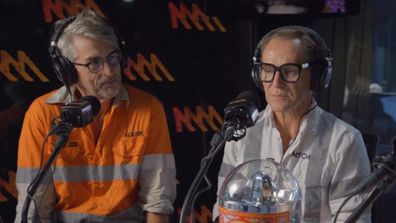 Mitch and Mark speak out about 'copygate' and reveal why they said it