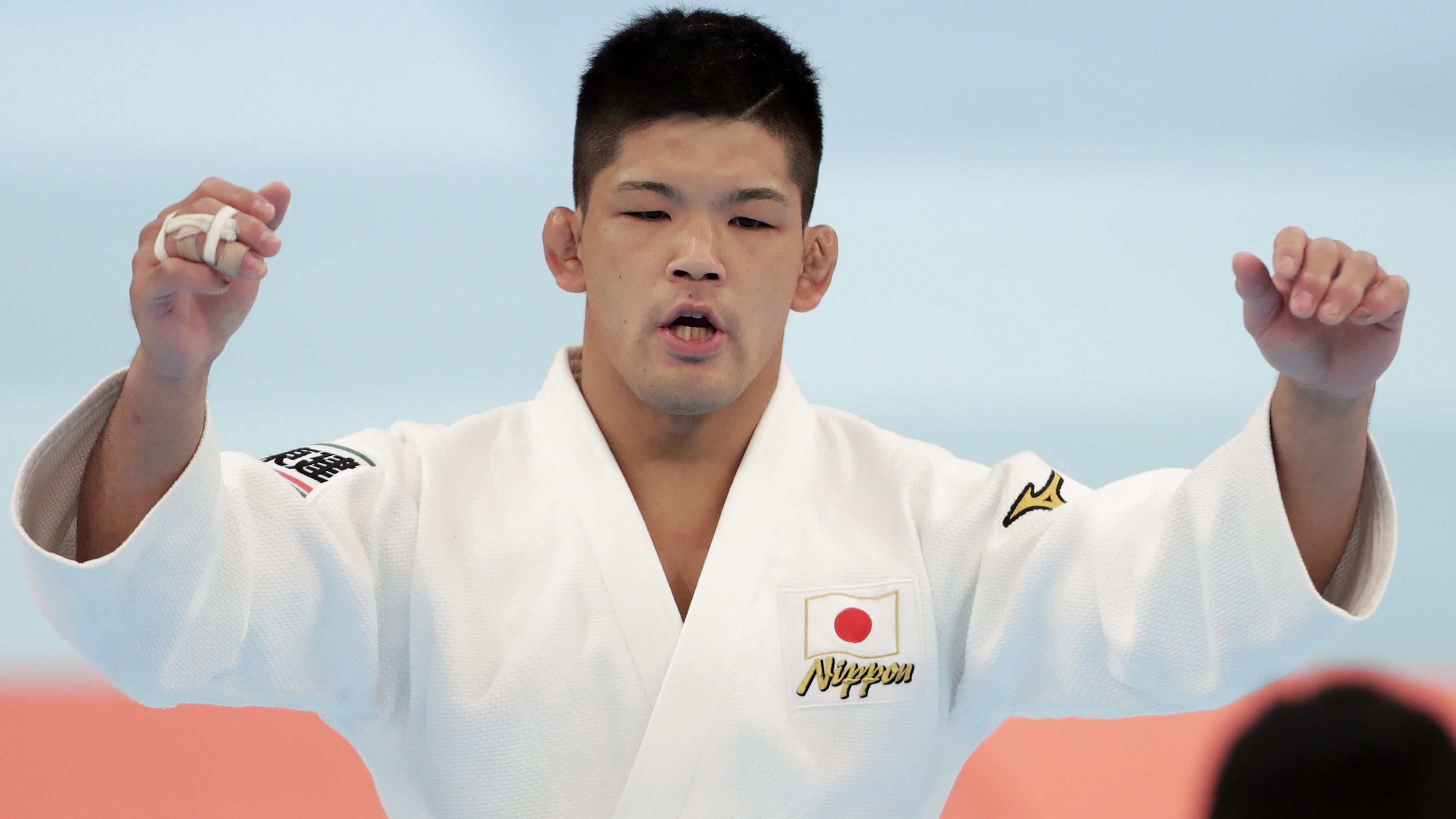 Judo superstar makes Olympic rivals cry