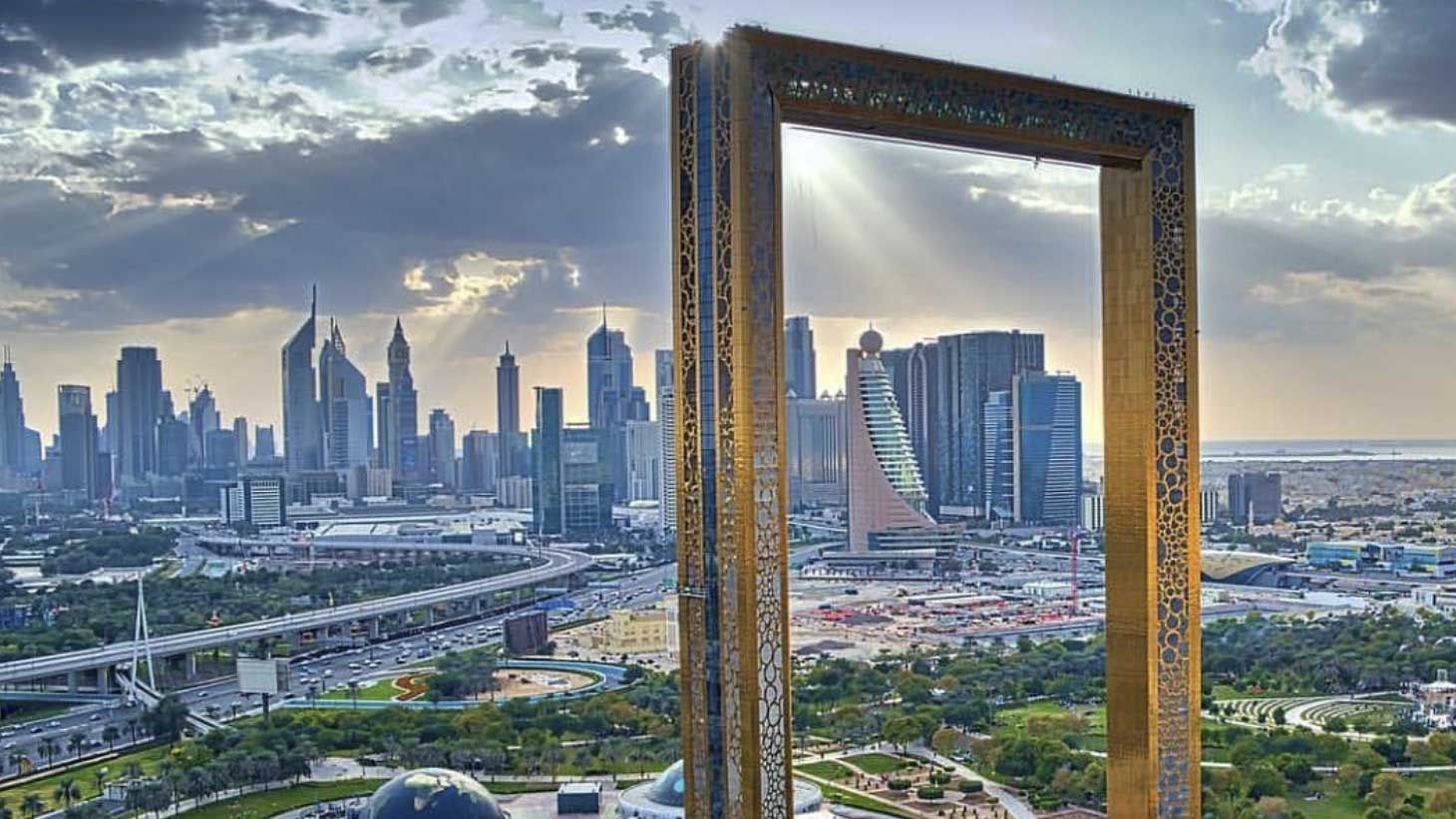 Dubai Frame_video