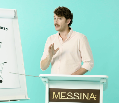 Messina briefing video TV ad