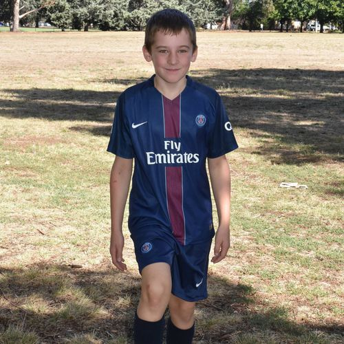 Riley Moon was 10 and a half years old and lived with his family in Canberra. (Supplied)