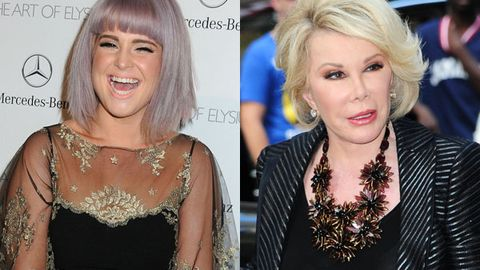Kelly Osbourne, Joan Rivers