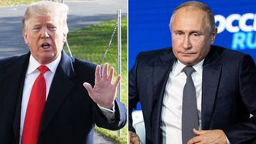US President Donald Trump has cancelled his upcoming meeting with Russian President Vladimir Putin, citing Russia's seizure of Ukrainian vessels.