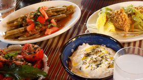 Somer Sivrioglu's cacik - Turkish cold yogurt and cucumber soup