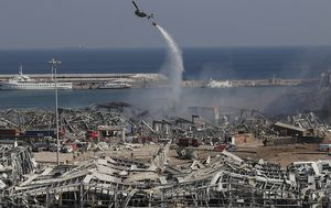 More than 100 killed in huge Beirut explosion, thousands injured