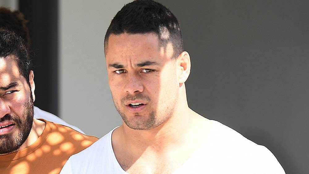 Jarryd Hayne's accuser speaks out: 'I was saving myself for marriage'