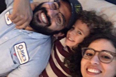 The Awaida family