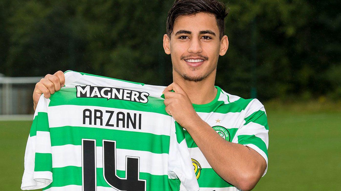 Socceroos star Daniel Arzani reveals how Celtic FC sealed two-year loan deal