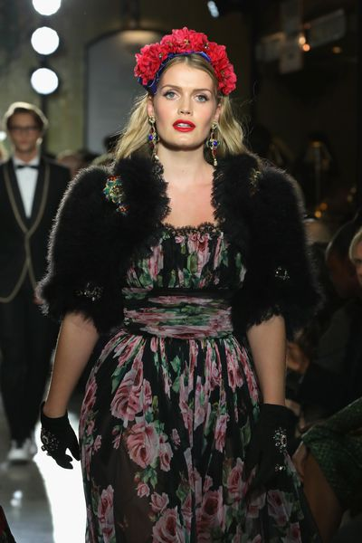 <p>Who: Lady Kitty Spencer</p> <p>The daughter of Charles Spencer, the 9th Earl Spencer, who delivered a memorable eulogy at sister Princess Diana's funeral, has clearly inherited her late aunt's fondness for fashion. Spencer has walked for Dolce & Gabbana and currently stars in the brand's Spring/Summer'18 campaign. She has also appeared in the pages ofTatlerand been a guest of Emirates at the 2015 Melbourne Cup.</p>