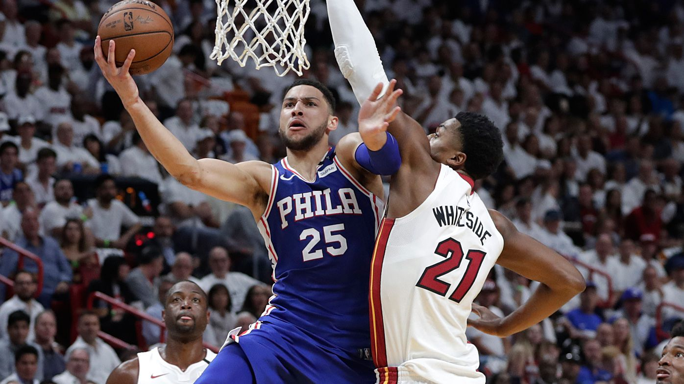 Simmons, Embiid power 76ers to NBA victory