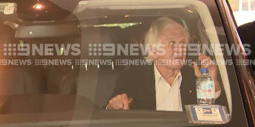 Mr Hawke said he's ready to smoke cigars back at his home in Sydney. (9NEWS)