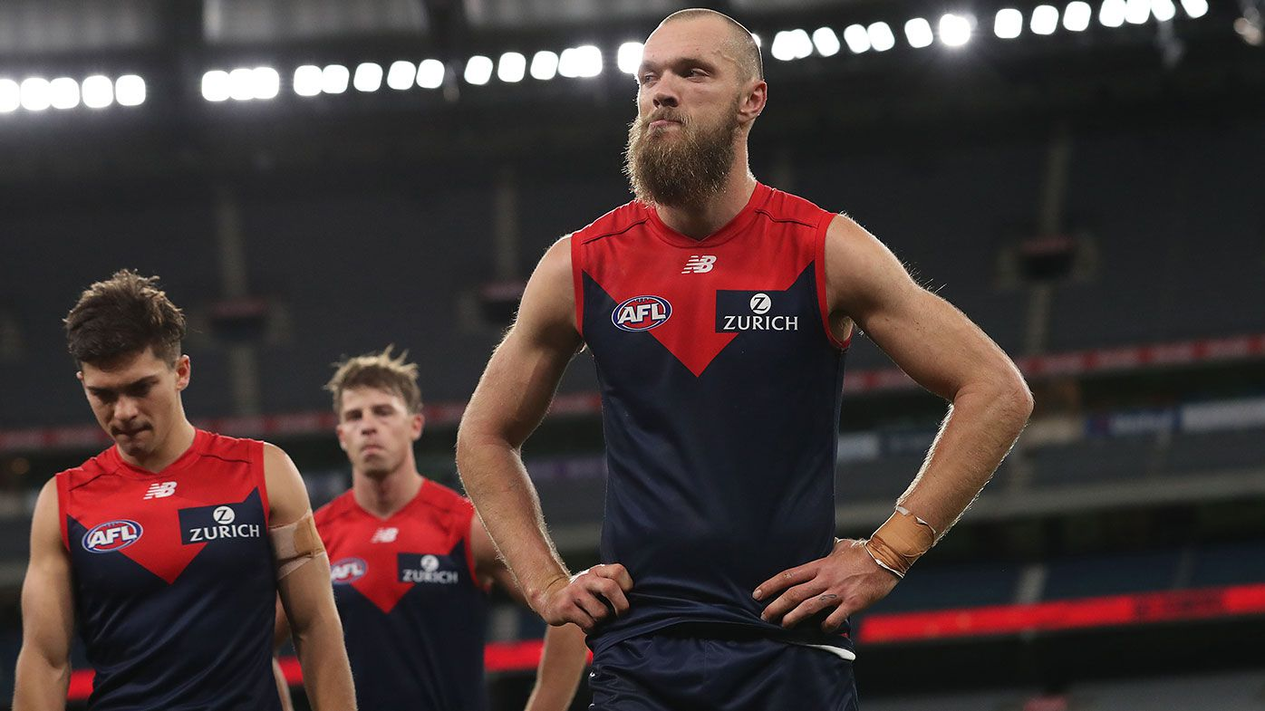 AFL greats Kane Cornes and Matthew Lloyd roast the Melbourne Demons