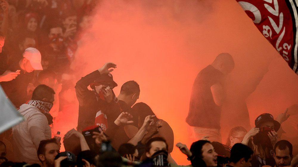 Wanderers threaten to shut down Red and Black Bloc